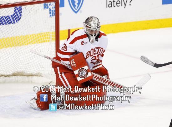 Matt Dewkett Photography - Boston University Terriers vs  New