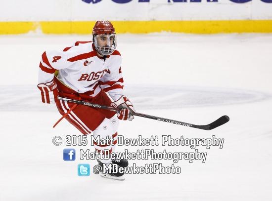 Matt Dewkett Photography - Boston University Terriers vs