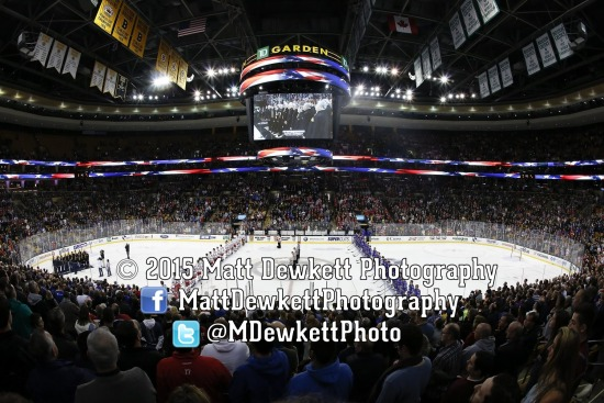 Boston University Terriers vs. Massachusetts Lowell River Hawks (2015 Hockey East Final)